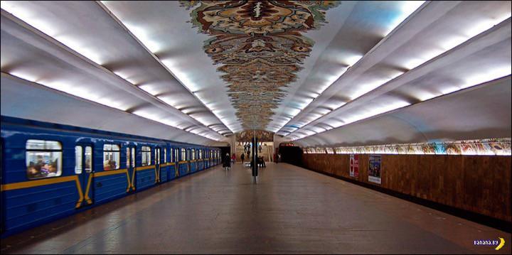 Лайфхакер из киевского метро