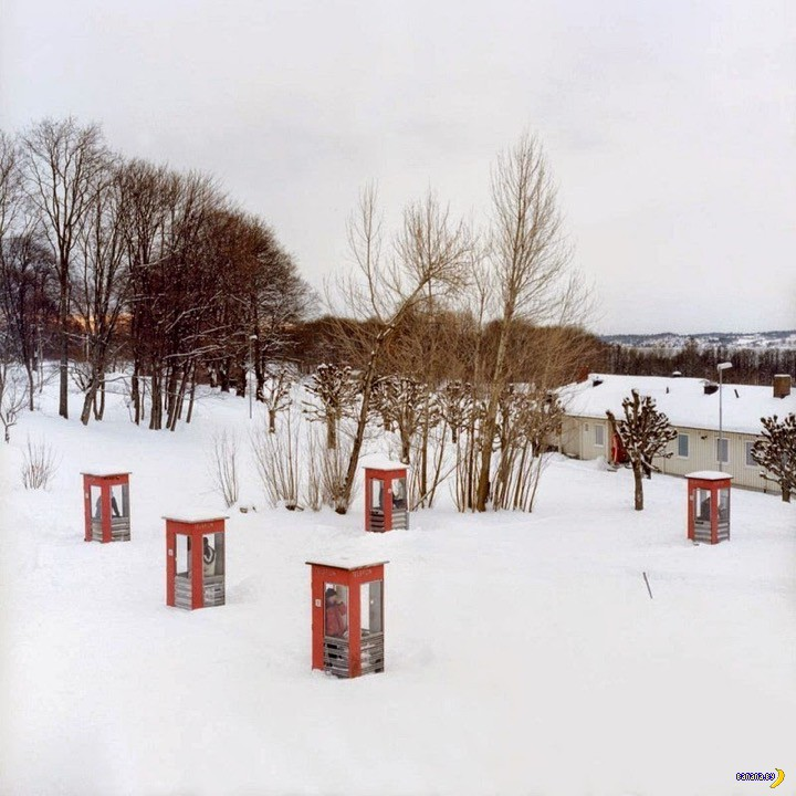 Тюрьма Bastoy в Норвегии