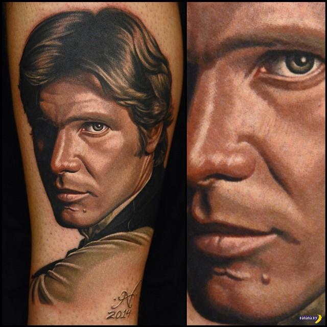 Татуировки на зависть - 33 - Никко Хуртадо