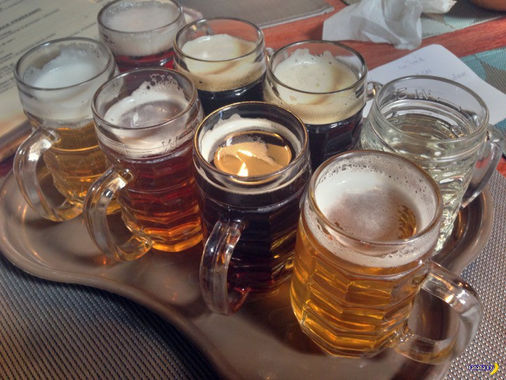 По пивку: налёт на Белосток