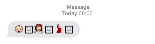 Обновленные Emoji удивляют и оскорбляют