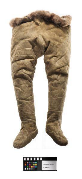 Сексуальное белье эскимосских модниц