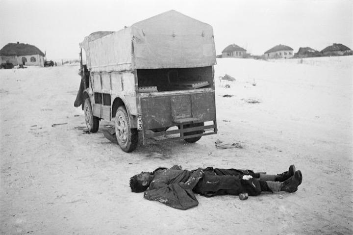 Воспоминания немцев о Сталинграде