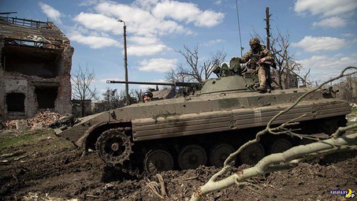 Европа не отправит миротворцев на Украину