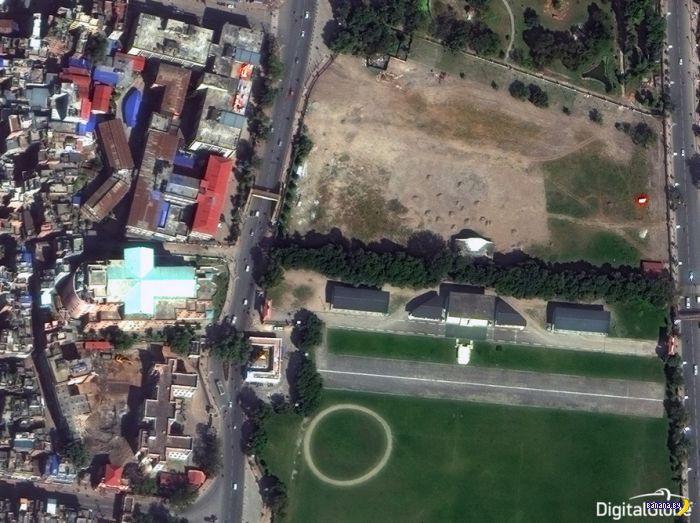 Непал со спутника: до и после землетрясения