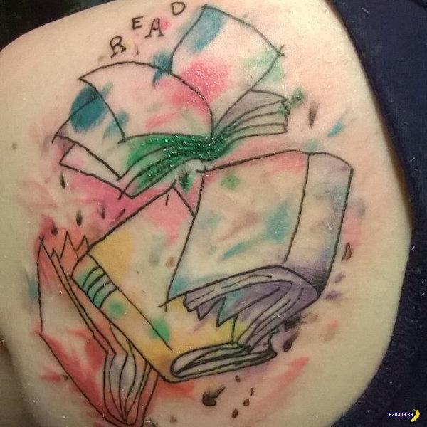 Немного о плохих татуировках