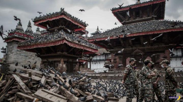Самое страшное у Непала еще впереди?