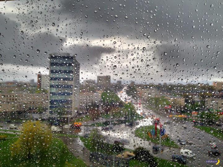 Погода: на майские не очень...