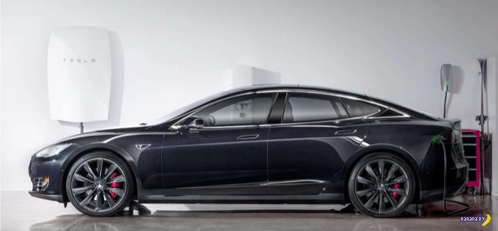 Tesla представила Powerwall
