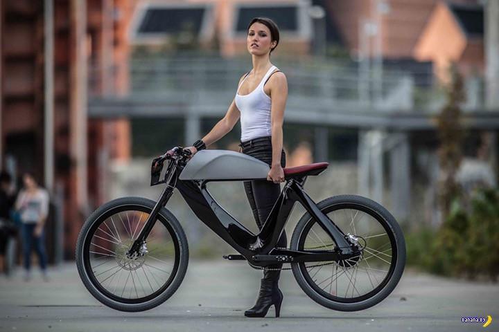 Электрический SPA Bicicletto