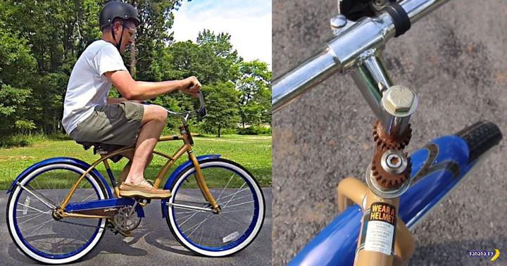 Невозможный велосипед