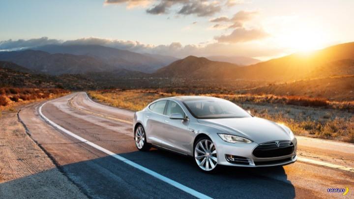 Новости о компании Tesla