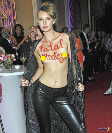 Пополнение в рядах FEMEN?