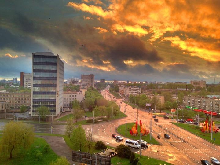 Погода: Беларусь зальёт дождями