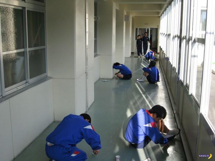 Про японское трудолюбие