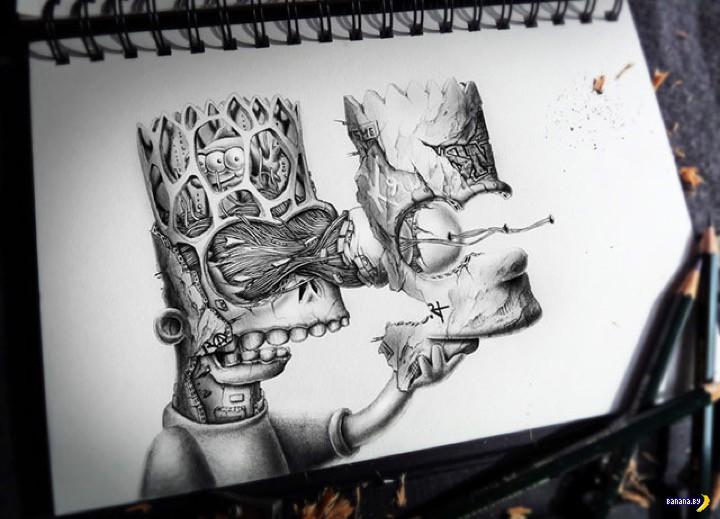 Рисует PEZ
