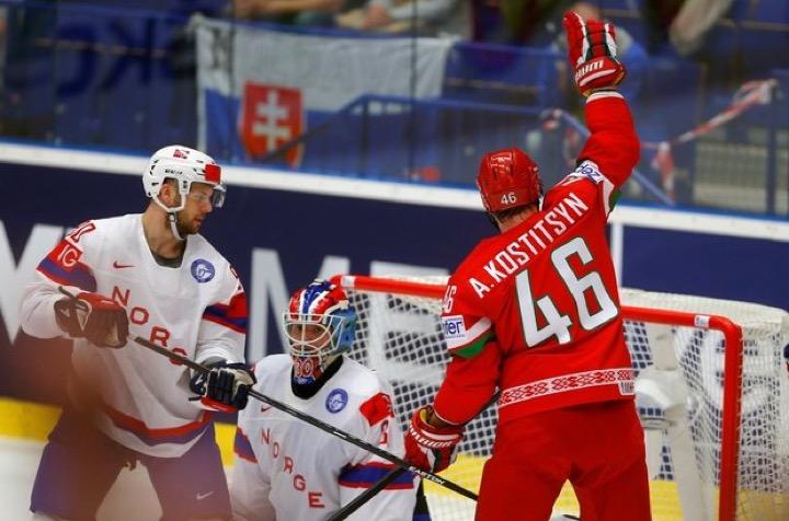 Прошли Норвежцев: 3 - 2