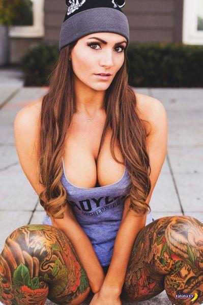 Татуировки на зависть - 34 - Сексуальные!