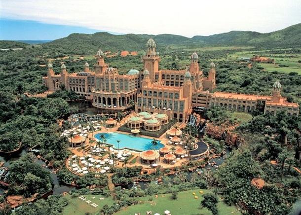 Азартные игры и казино в Африке