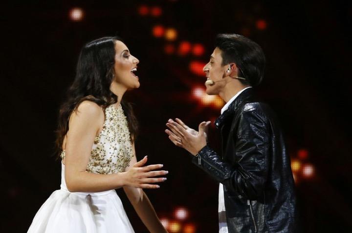 Прошел второй полуфинал Евровидения 2015