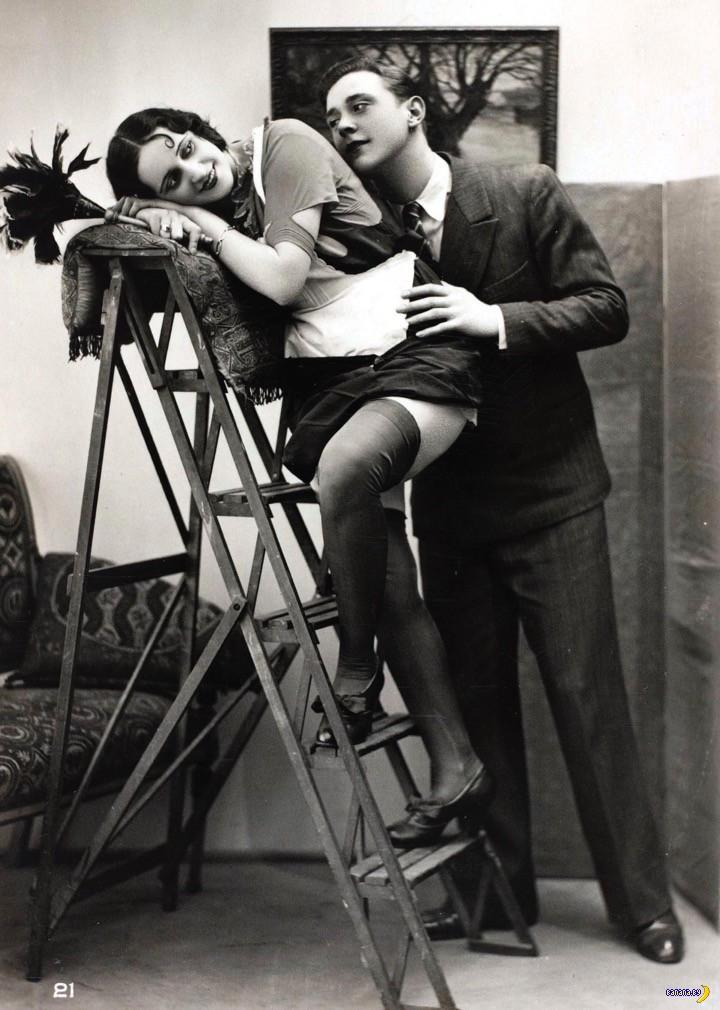Вопиющая и смелая эротика 1920-х
