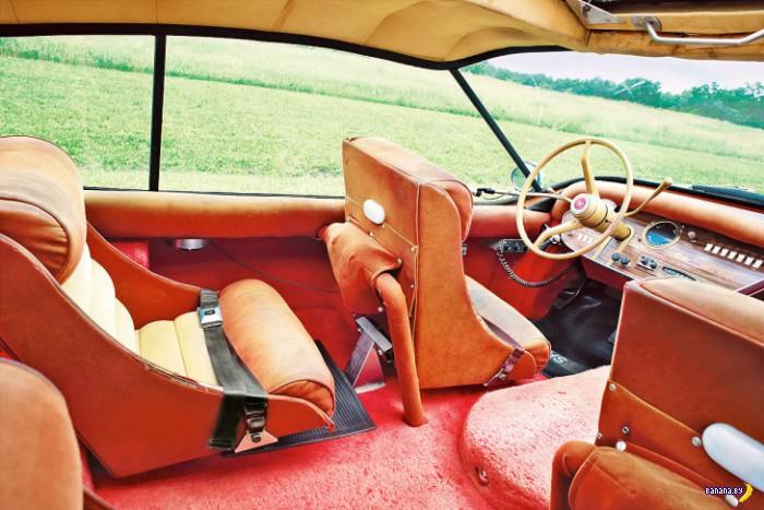 Как восстановили 1967 Mohs Ostentatienne Opera Sedan