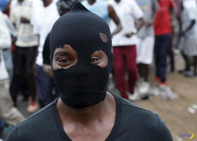 Лица протеста в Бурунди
