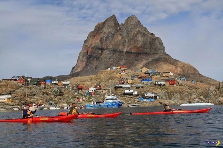 Жить в Гренландии