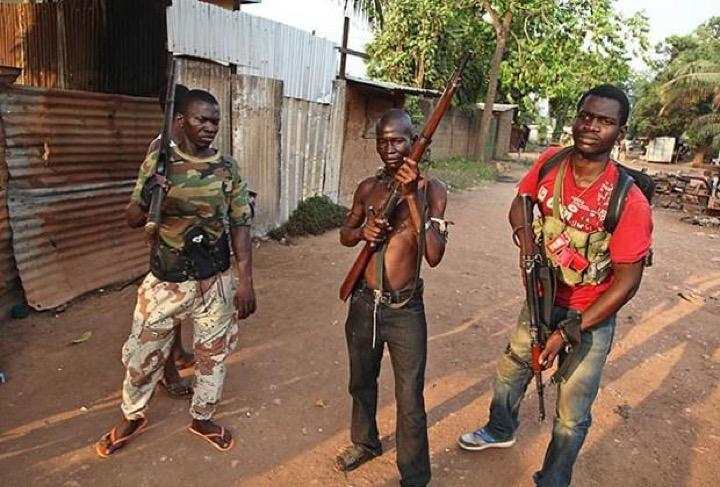 Не ходите, белорусы, в Африку гулять!