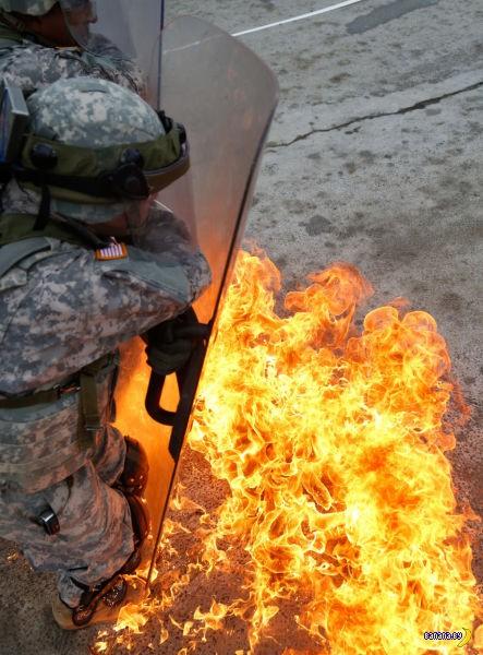 Испытание огнём