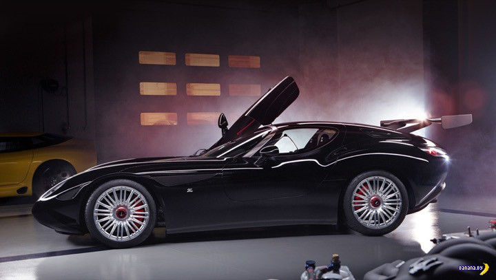 Встречайте - Zagato Maserati Mostro!