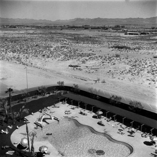Как в пустыне вырос Лас Вегас