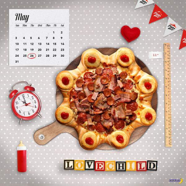 Pizza Hut ��������� ������ ������!