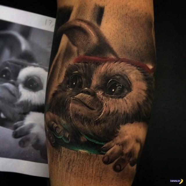Татуировки на зависть - 35 - FREDS