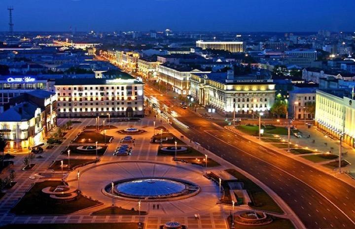 Сколько стоит вечерняя подсветка фасадов в Минске?