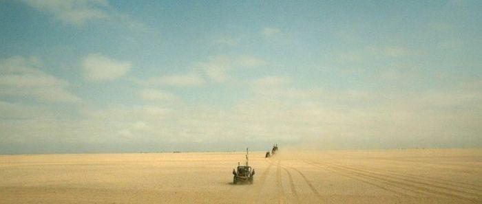 """Как делали спецэффекты """"Безумном Максе 4"""""""