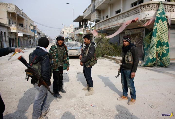 В Сирии пленным режут головы теперь и христиане