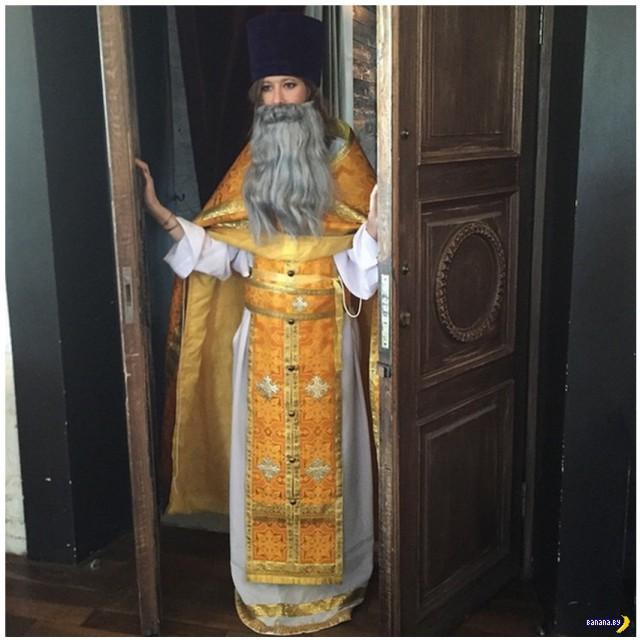 Собчак оскорбляет верующих - ОБНОВЛЕНО!