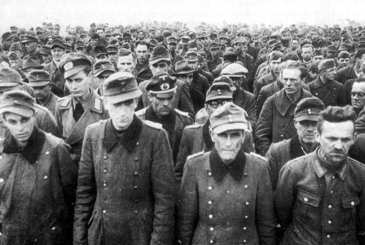 Как пленные немцы после войны СССР поднимать помогали
