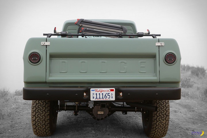 ������ Icon Dodge Power Wagon Crew Cab