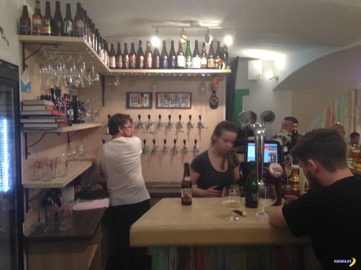 По пивку: налёт на московские крафт-пабы