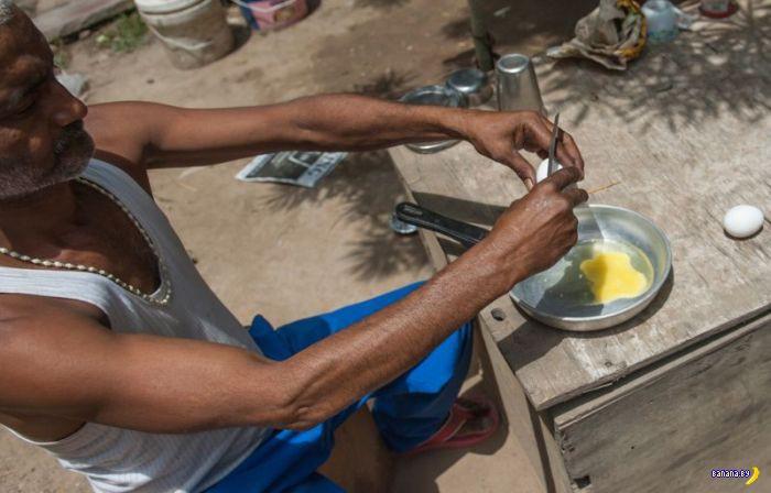 Объективная польза от жары в Индии