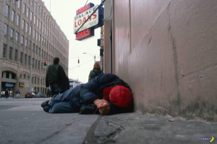 Лондонским бездомным будет туго