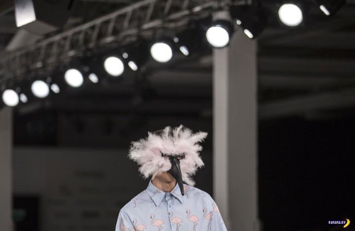 Самый яркий п...ц с London's Graduate Fashion Week