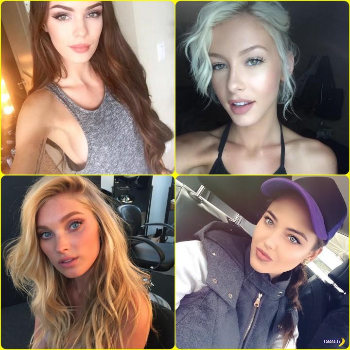 Помогите выбрать самую красивую девушку - 3