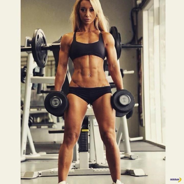Спортивные девушки - 27