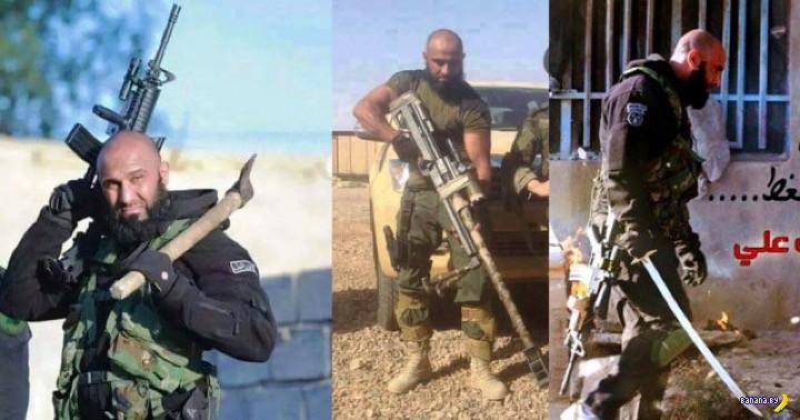 """Новейшие игрушки """"Иракского Рэмбо"""""""