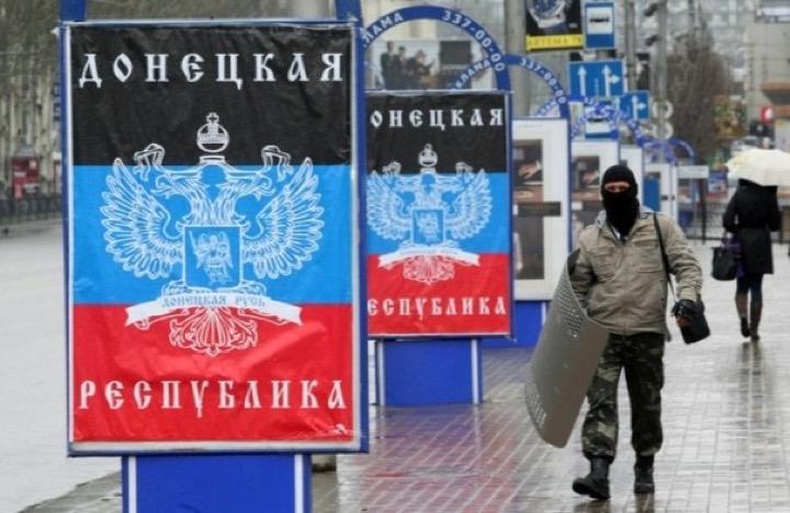 В ДНР платят пенсии долларами!