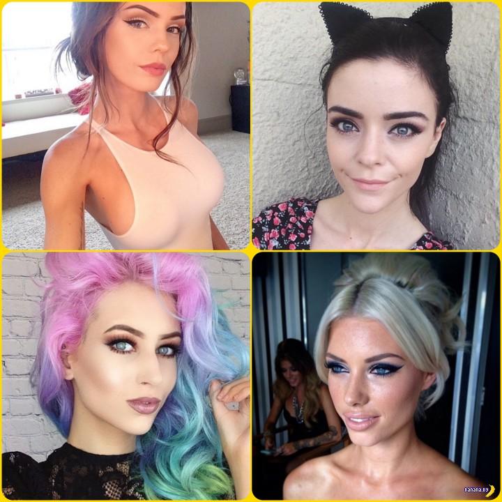 Помогите выбрать самую красивую девушку - 4