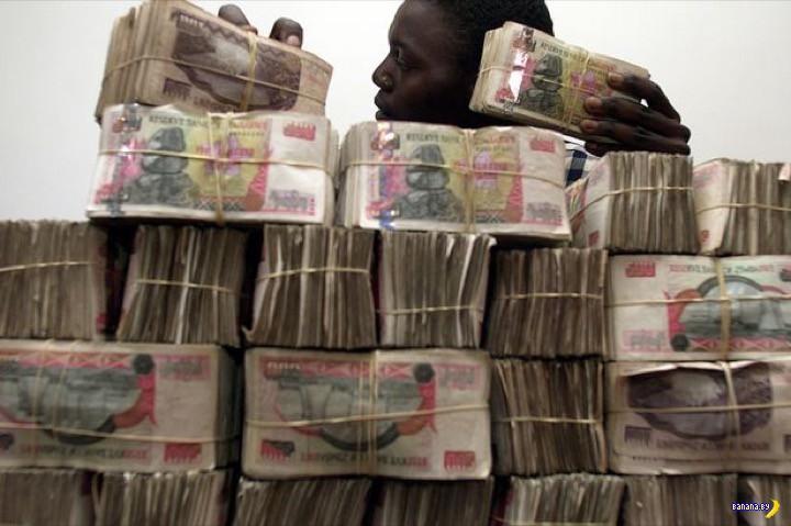 Курс валют в Зимбабве